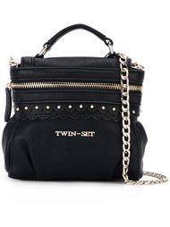 сумка-тоут со съемным ремешком  Twin-Set
