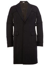buckled sleeve coat  Comme Des Garçons Homme Plus