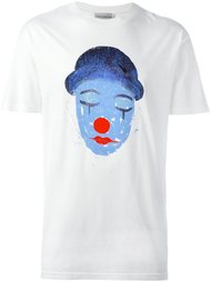 футболка свободного кроя 'sad clown' Faith Connexion