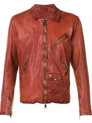 куртка на молнии Giorgio Brato
