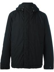 куртка на молнии с капюшоном Woolrich