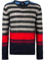 свитер в полоску  Nº21