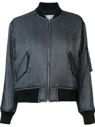 classic bomber jacket Comme Des Garçons Noir Kei Ninomiya
