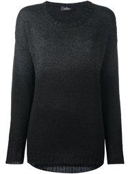 пуловер с эффектом градиент Capucci