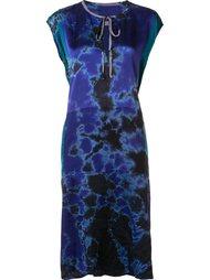 dyed tie dress Raquel Allegra