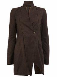single breasted coat Ilaria Nistri