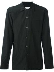 рубашка на молнии Maison Margiela