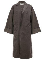 oversized belted coat  Ganryu Comme Des Garcons