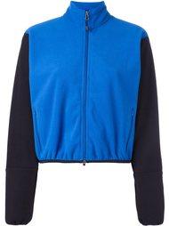 куртка бомбер с контрастными рукавами Ganryu Comme Des Garcons