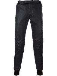 зауженные брюки Les Hommes
