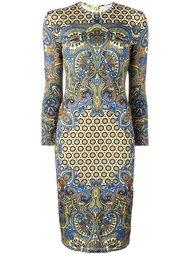 платье с принтом пейсли  Givenchy