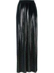 длинная юбка с отделкой металлик I'M Isola Marras