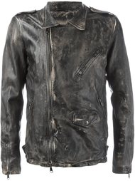 байкерская куртка 'Vintage'  Giorgio Brato