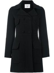 двубортное пальто  Dondup