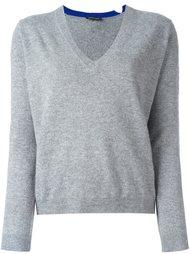 свитер c V-образным вырезом   Twin-Set