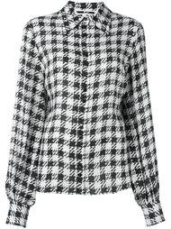 рубашка в ломаную клетку  McQ Alexander McQueen