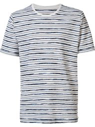 футболка в полоску Outerknown