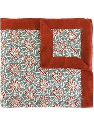 платок с абстрактным узором Massimo Alba