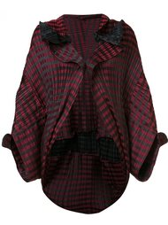 'Dim Light' coat Issey Miyake