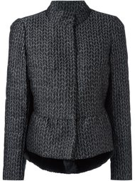 многослойная куртка Armani Collezioni