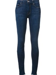 'Looker' cropped skinny jeans Mother