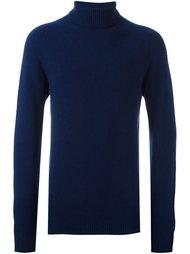 пуловер с круглым вырезом YMC