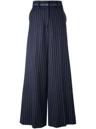 flared pinstripe trousers Alyx