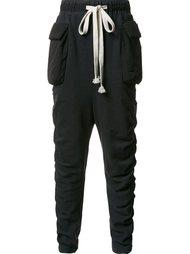 спортивные брюки в стиле карго Byungmun Seo