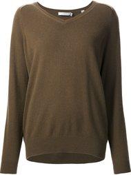 свитер c V-образным вырезом  Vince