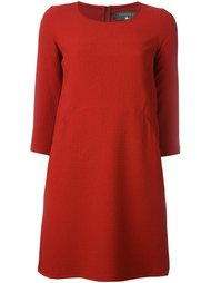 платье с длинными рукавами  Cotélac