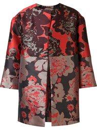 куртка с цветочным рисунком Josie Natori