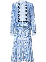 платье 'Silcott Snuffbox'  Mary Katrantzou