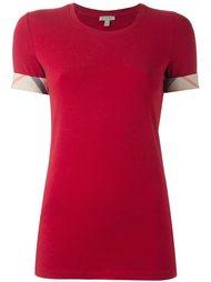 футболка 'Brit' Burberry