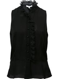 ruffle trim top Derek Lam 10 Crosby