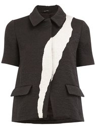 jacquard short sleeve jacket Maison Margiela