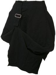 юбка асимметричного кроя  Comme Des Garçons Tricot