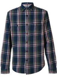 клетчатая рубашка Alex Mill