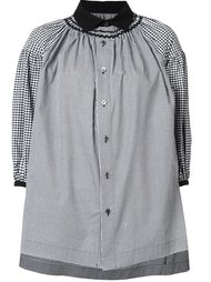 рубашка свободного кроя Comme Des Garçons Tricot