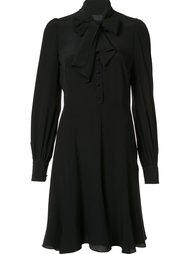платье с завязкой на воротнике Co