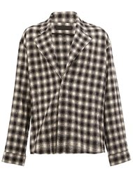 checked shirt Haider Ackermann