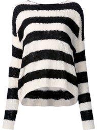 свитер в полоску Atm Anthony Thomas Melillo