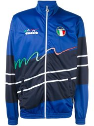 спортивная куртка на молнии Diadora