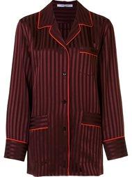 рубашка свободного кроя  Givenchy