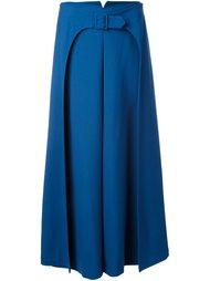 юбка А-образного силуэта с поясом Vilshenko