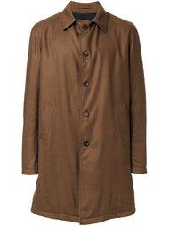 пальто на пуговицах Lardini