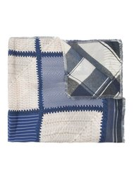checked scarf Pierre-Louis Mascia