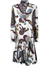 платье-рубашка  Antonio Marras