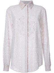 кружевная рубашка  Stella McCartney