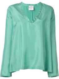расклешенная блузка  Forte Forte