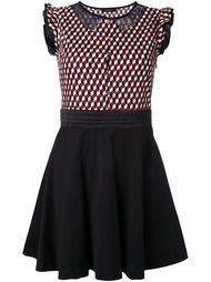 платье с узором Loveless